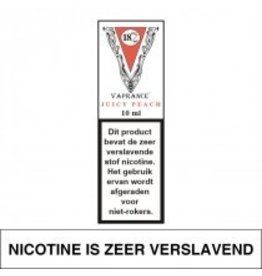 Vaprance Vaprance White Label Juicy Peach 18 mg Nicotine