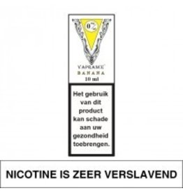 Vaprance Vaprance White Label Banana 0 mg Nicotine