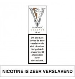 Vaprance Vaprance White Label Coconut 6 mg Nicotine