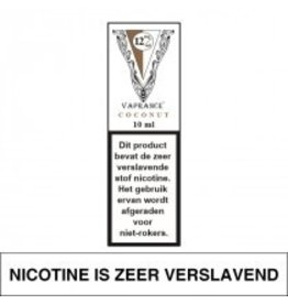 Vaprance Vaprance White Label Coconut 12 mg Nicotine