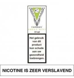 Vaprance Vaprance White Label Green Mint 0 mg Nicotine