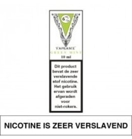 Vaprance Vaprance White Label Green Mint 6 mg Nicotine