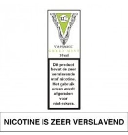 Vaprance Vaprance White Label Green Mint 12 mg Nicotine