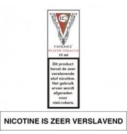 Vaprance Vaprance White Label Player Tobacco 12 mg Nicotine