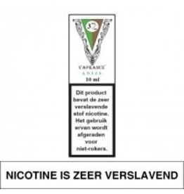 Vaprance Vaprance White Label Anijs 3 mg Nicotine