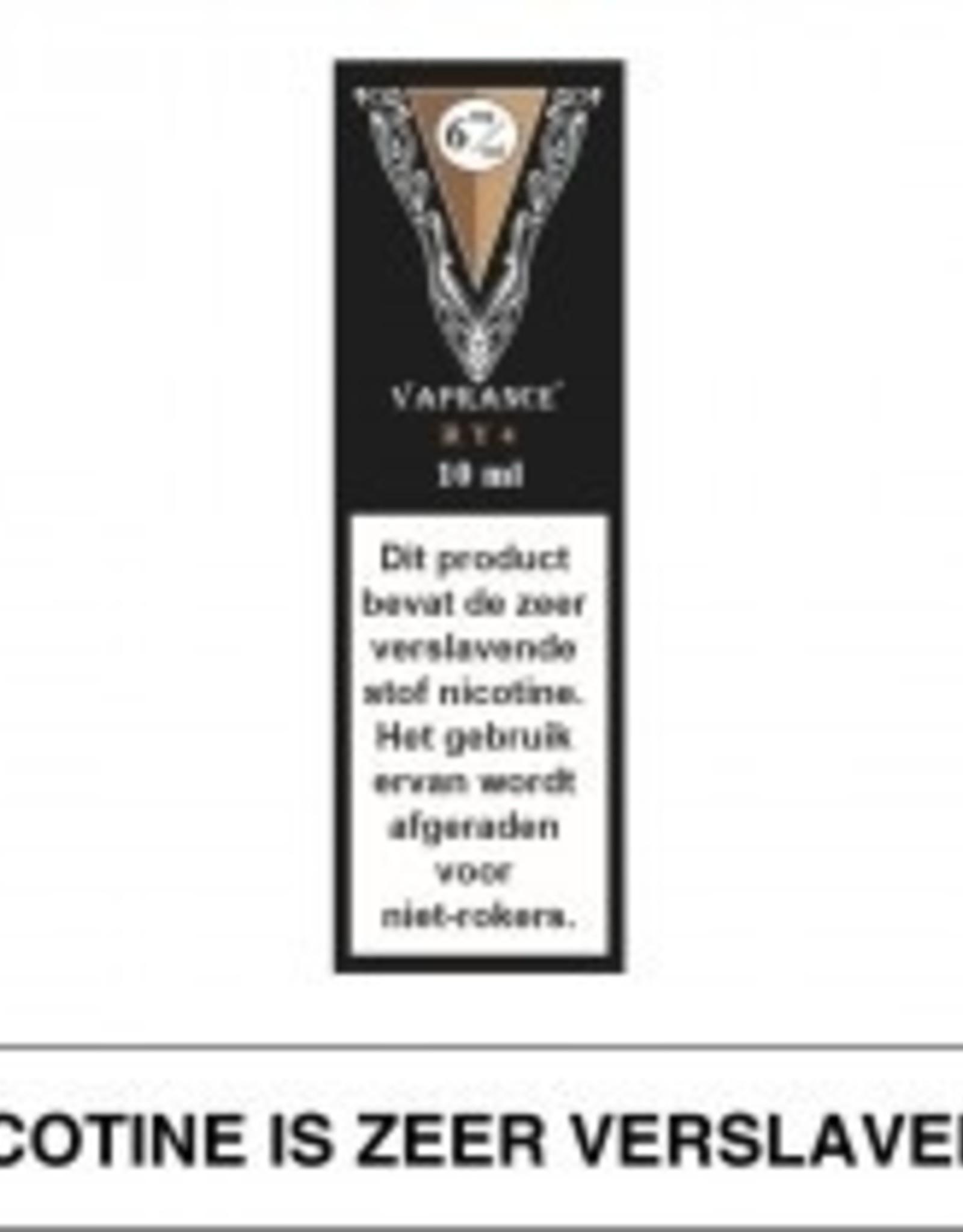 Vaprance Vaprance Black Label RY4 6 mg Nicotine