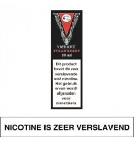 Vaprance Vaprance Black Label Strawberry 6 mg Nicotine
