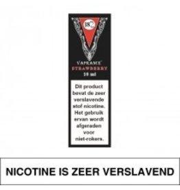 Vaprance Vaprance Black Label Strawberry 18 mg Nicotine