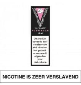 Vaprance Vaprance Black Label Bubblegum 6 mg Nicotine