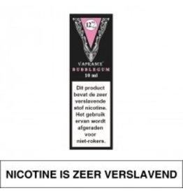 Vaprance Vaprance Black Label Bubblegum 12 mg Nicotine