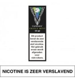 Vaprance Vaprance Black Label Triple Mint 6 mg Nicotine