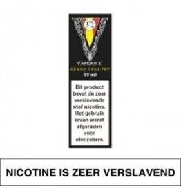 Vaprance Vaprance Black Label Lemon Cola Pop 3 mg Nicotine