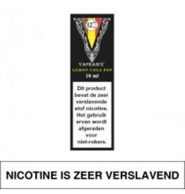 Vaprance Vaprance Black Label Lemon Cola Pop 12 mg Nicotine