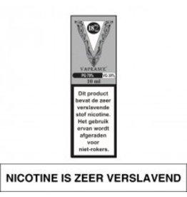 Vaprance Vaprance Base Label Eliquid Pg-Vg 70-30 18 mg Nicotine