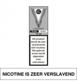 Vaprance Vaprance Base Label PG-VG 50-50 12 mg Nicotine