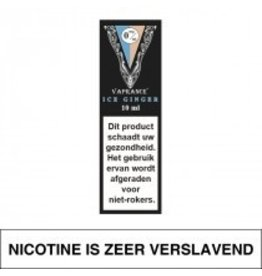Vaprance Vaprance Black Label Ice Ginger 0 mg Nicotine