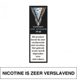 Vaprance Vaprance Black Label Ice Ginger 18 mg Nicotine