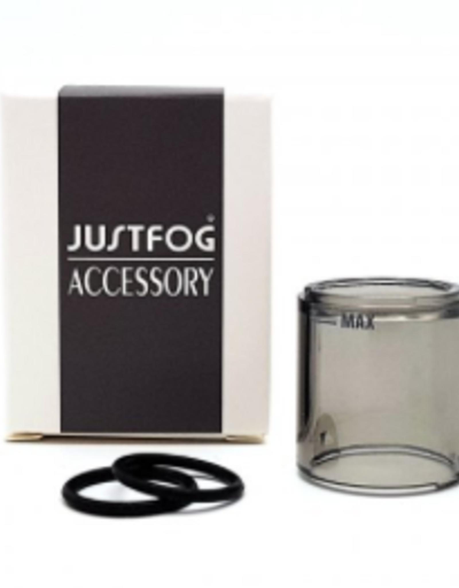 Justfog Justfog Fog 1 set van 2 o-ringen met pyrex glas