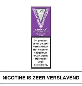 Vaprance Vaprance Purple Label E-liquid Cucumber mint 15 mg Nicotinezout