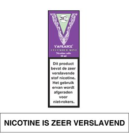 Vaprance Vaprance Purple Label E-liquid Cucumber mint 20 mg Nicotinezout