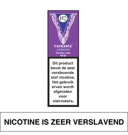 Vaprance Vaprance Purple Label E-liquid Ice Mint 15 mg Nicotinezout