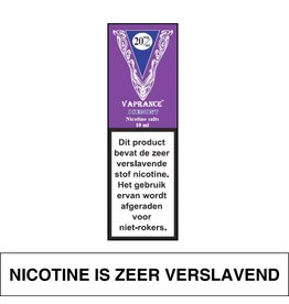 Vaprance Vaprance Purple Label E-liquid Ice Mint 20 mg Nicotinezout