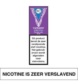 Vaprance Vaprance Purple Label E-liquid Menthol 20 mg Nicotinezout