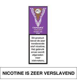Vaprance Vaprance Purple Label E-liquid Tobacco 15 mg Nicotinezout