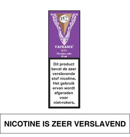 Vaprance Vaprance Purple Label E-liquid RY4 15 mg Nicotinezout
