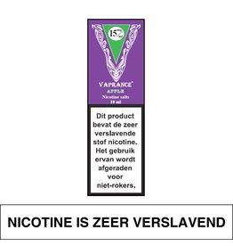 Vaprance Vaprance Purple Label E-liquid Apple 15 mg Nicotinezout