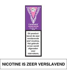 Vaprance Vaprance Purple Label E-liquid Bubblegum 15 mg Nicotinezout