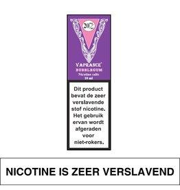 Vaprance Vaprance Purple Label E-liquid Bubblegum 20 mg Nicotinezout