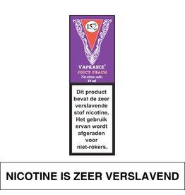 Vaprance Vaprance Purple Label E-liquid Juicy Peach 15 mg Nicotinezout