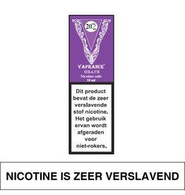 Vaprance Vaprance Purple Label E-liquid Grape 20 mg Nicotinezout
