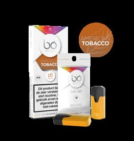 Bo Vaping Bo Vaping Caps American Tobacco 16 mg Nicotine 2 stuks