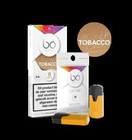 Bo Vaping Bo Vaping Caps Blond Tobacco 8 mg Nicotine 2 stuks