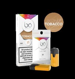 Bo Vaping Bo Vaping Caps Blond Tobacco 16 mg Nicotine 2 stuks