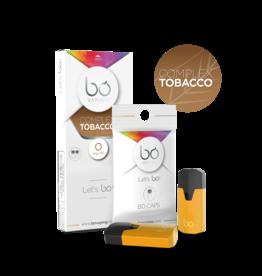 Bo Vaping Bo Vaping Caps Complex Tobacco 0 mg Nicotine 2 stuks