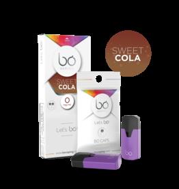 Bo Vaping Bo Vaping Caps Sweet Cola 0 mg Nicotine 2 stuks