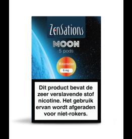 Zensations Zensations Moon Pods Watermelon 6Mg 5Pcs