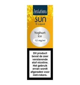 Zensations Zensations Sun E-Liquid Yoghurt Ice 12Mg