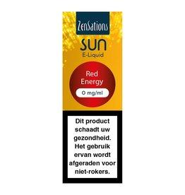 Zensations Zensations Sun E-Liquid Red Energy 0Mg