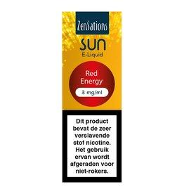 Zensations Zensations Sun E-Liquid Red Energy 3Mg