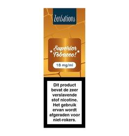 Zensations Zensations E-Liquid Superior Tobacco 18Mg