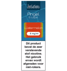 Zensations Zensations Angel E-Liquid Watermelon 12 mg Nicotine