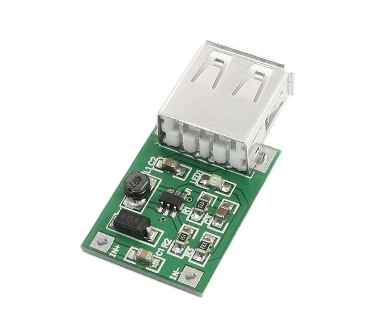 0.9V-5V to 5V 600MA USB Charger Step up Power Module Mini DC-DC boost converter