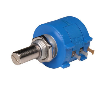 1 K ohm multiturn potentiometer