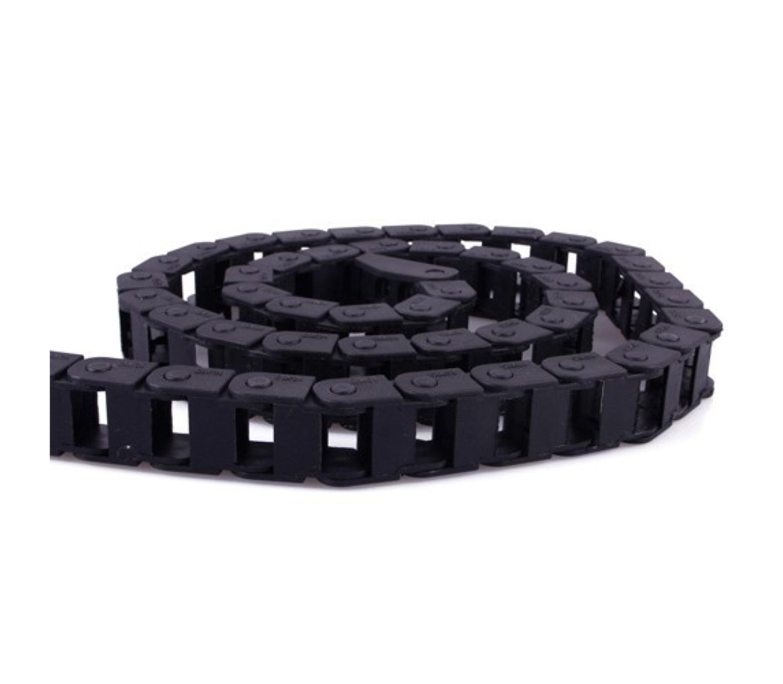 18 x 15mm kabel geleiding rups 1m