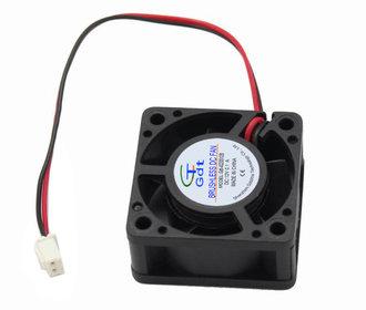 12v borstelloos koeling ventilator 30x30x10mm