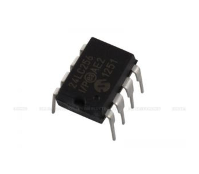24LC256 I2C EEPROM